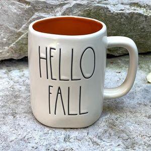 Rae Dunn HELLO FALL Fall Mug